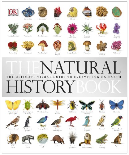 9781405336994: The Natural History Book: The Ultimate Visual Guide to Everything on Earth