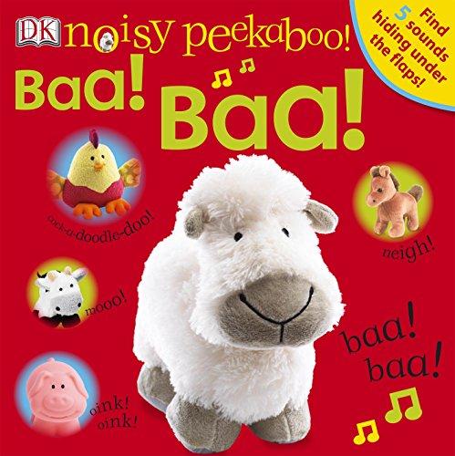 9781405337007: Noisy Peekaboo! Baa! Baa!