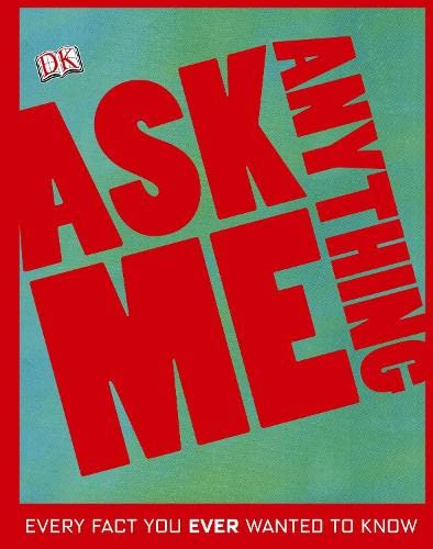 9781405337328: Ask Me Anything