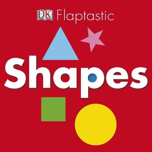 9781405337359: Flaptastic: Shapes