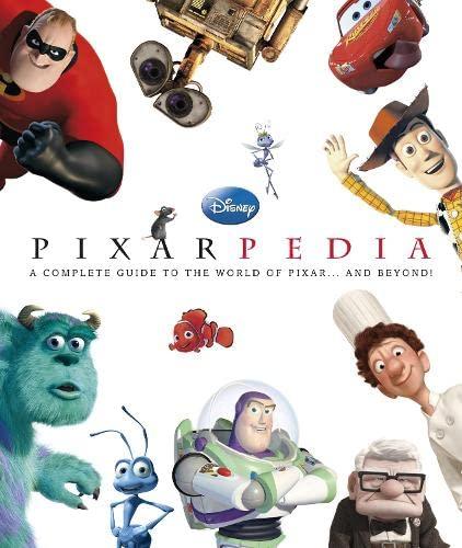 9781405337366: Pixarpedia