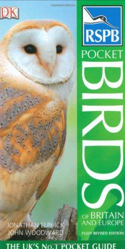 9781405337427: RSPB Pocket Birds