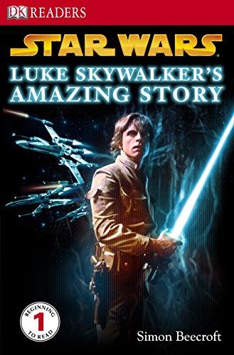 9781405338608: Star Wars Luke Skywalker's Amazing Story