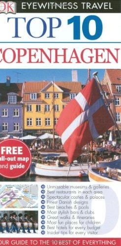 9781405338806: DK Eyewitness Top 10 Travel Guide: Copenhagen