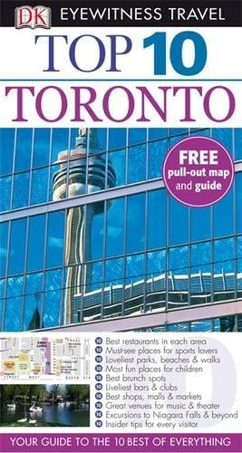 9781405338820: Toronto (DK Eyewitness Top 10 Travel Guide)