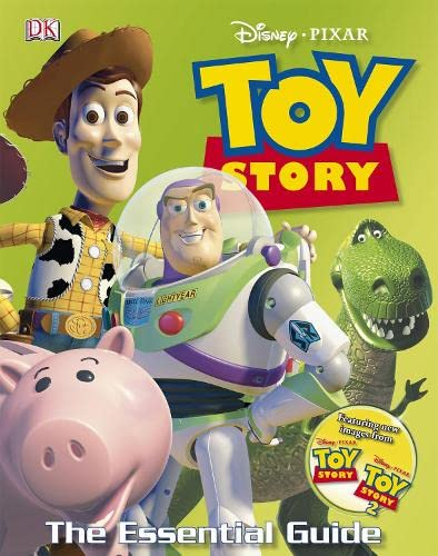 """Toy Story"" the Essential Guide (1405338938) by Glenn Dakin"