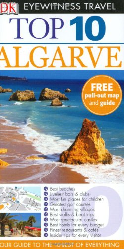9781405339735: DK Eyewitness Top 10 Travel Guide: Algarve