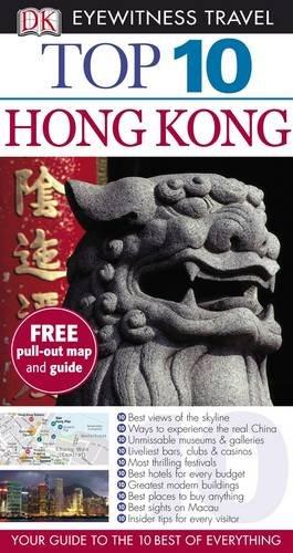 9781405339742: DK Eyewitness Top 10 Travel Guide: Hong Kong