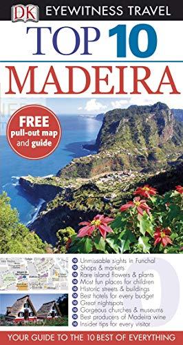9781405339810: Top 10 Madeira (DK Eyewitness Travel Guide)
