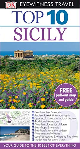 9781405339834: DK Eyewitness Top 10 Travel Guide: Sicily