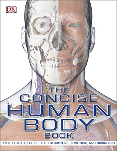 9781405340410: The Concise Human Body Book