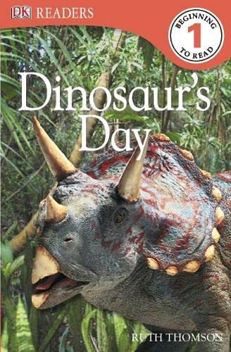 9781405341073: Dinosaur's Day (DK Readers Level 1)