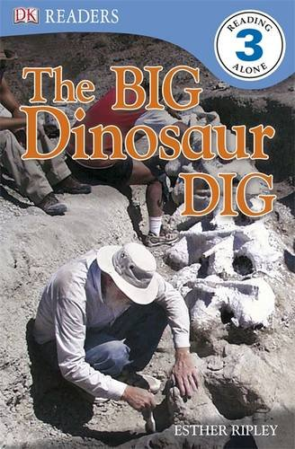 9781405341080: The Big Dinosaur Dig (DK Readers Level 3)