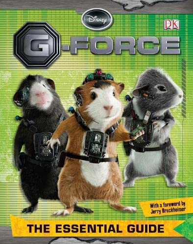 9781405341141: G-Force the Essential Guide