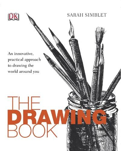 9781405341233: The Drawing Book: An innovative, practical approach to drawing the world around you