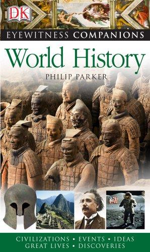 9781405341240: World History (Eyewitness Companions)