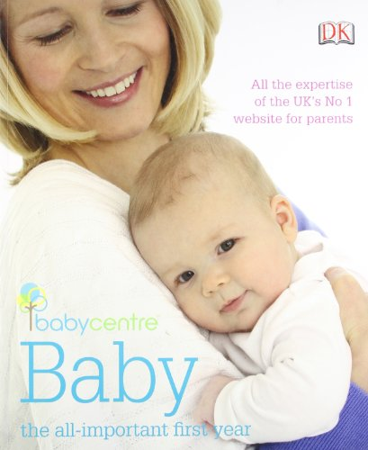 9781405341264: Babycentre Baby - the all-important first year