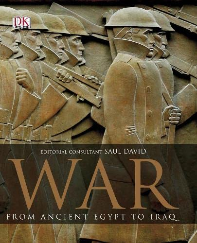 9781405341332: War (Dk History)