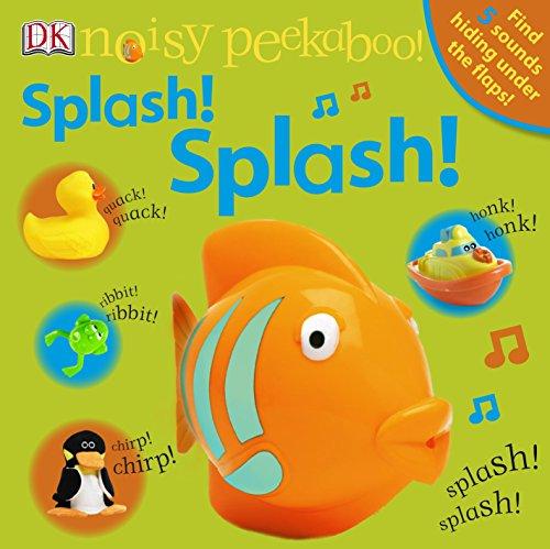 9781405341349: Noisy Peekaboo Splash! Splash!