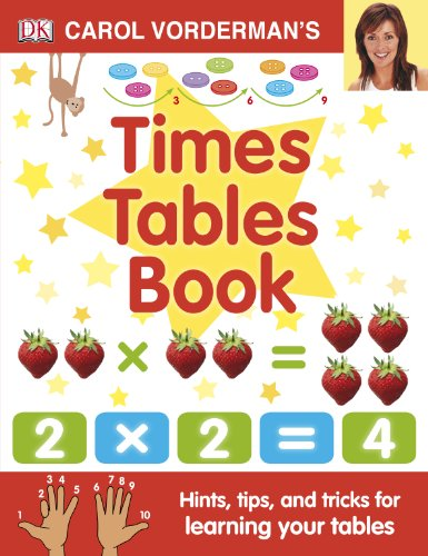 9781405341363: Carol Vorderman's Times Tables Book