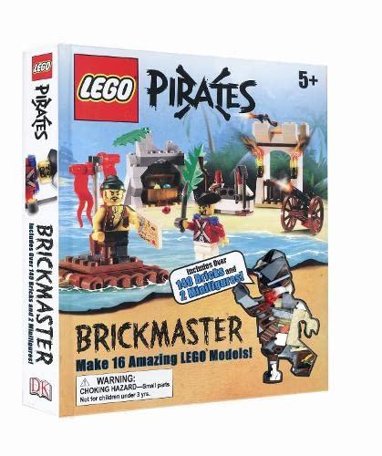 9781405341387: LEGO® Pirate Brickmaster (Lego Brickmaster)
