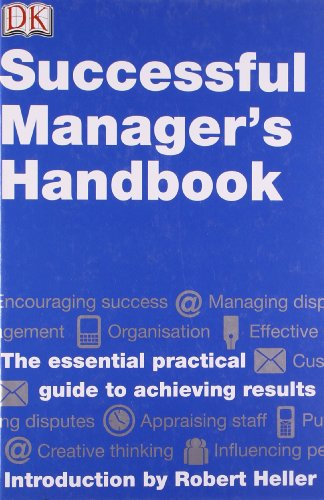 9781405341554: Successful Manager's Handbook (Essential Managers)