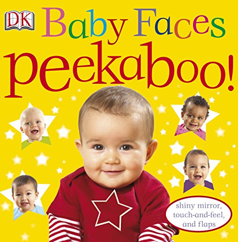 9781405341646: Baby Faces Peekaboo!