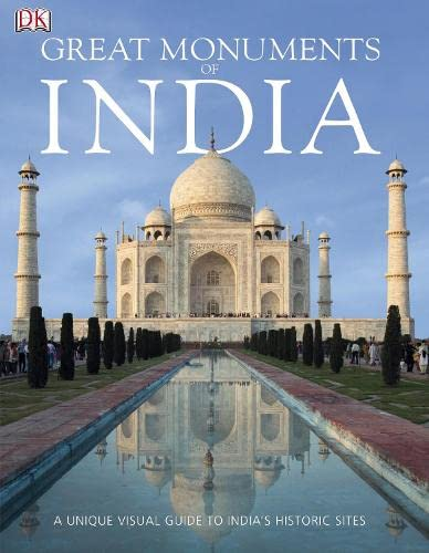 9781405341738: Great Monuments of India