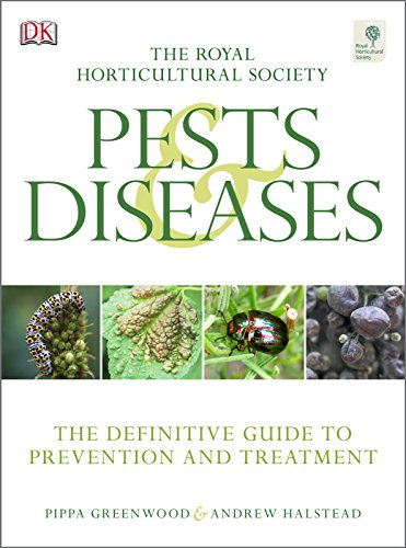 9781405341776: RHS Pests and Diseases