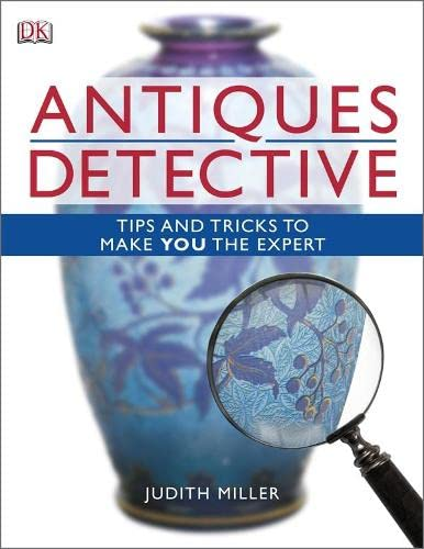 9781405341967: Antiques Detective: Tips and tricks to make you the expert