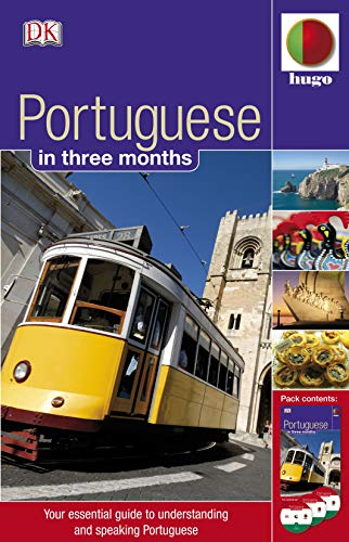 9781405342728: Portuguese in 3 Months: Your Essential Guide to Understanding and Speaking Portuguese (Hugo in 3 Months CD Language Course)