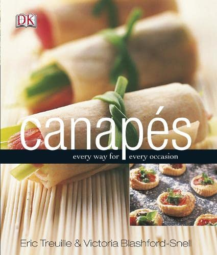 9781405344197: Canapes