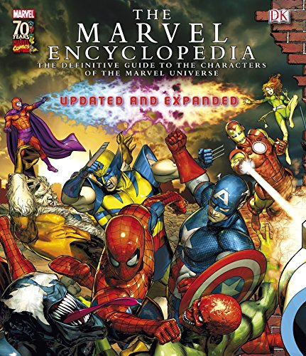 9781405344357: Marvel Encyclopedia