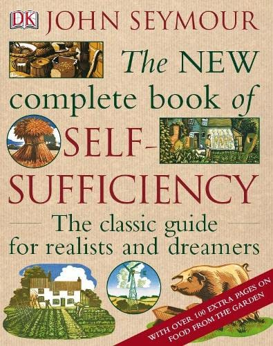 9781405345101: The New Complete Book of Self-Sufficiency