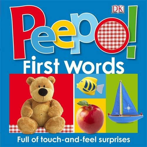 Peepo! First Words: Collectif