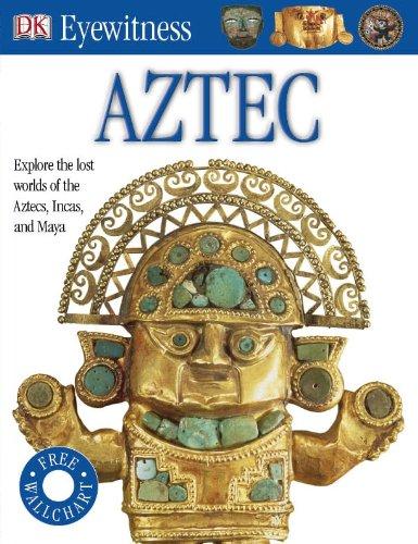 9781405345439: Aztec (Eyewitness)