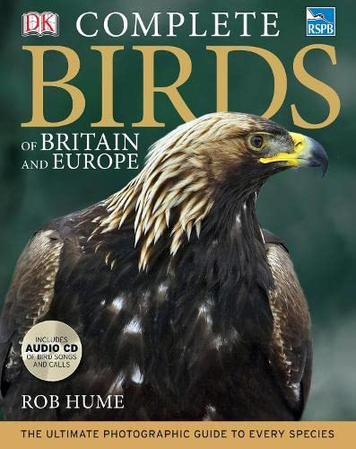 9781405345897: RSPB Complete Birds of Britain and Europe