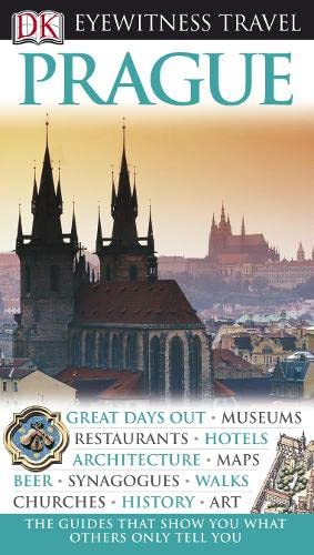 9781405346092: Prague (DK Eyewitness Travel Guide)