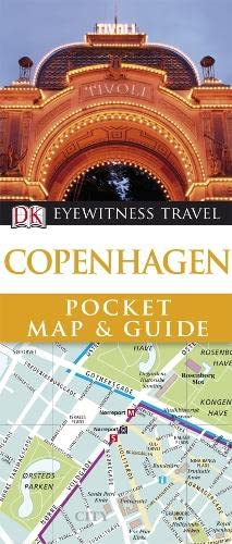 9781405346894: DK Eyewitness Pocket Map and Guide: Copenhagen