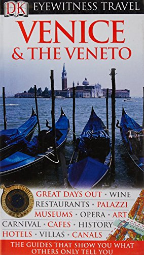 9781405346986: DK Eyewitness Travel Guide Venice and the Veneto