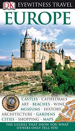 9781405346993: DK Eyewitness Travel Guide: Europe