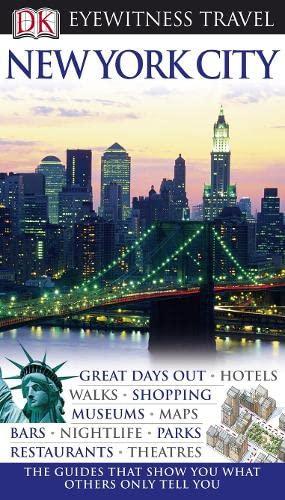 9781405347037: DK Eyewitness Travel Guide New York City