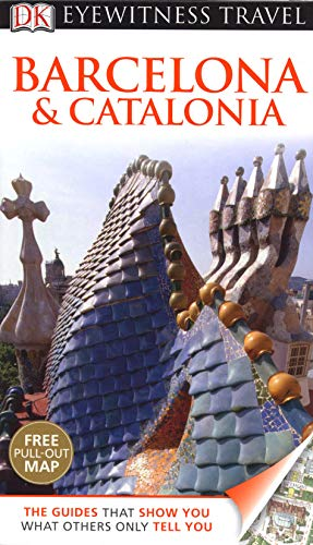 9781405347044: DK Eyewitness Travel Guide: Barcelona & Catalonia
