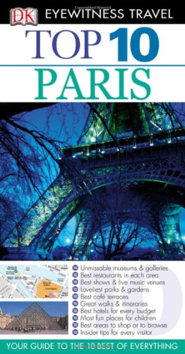 9781405347105: Paris (DK Eyewitness Top 10 Travel Guide)