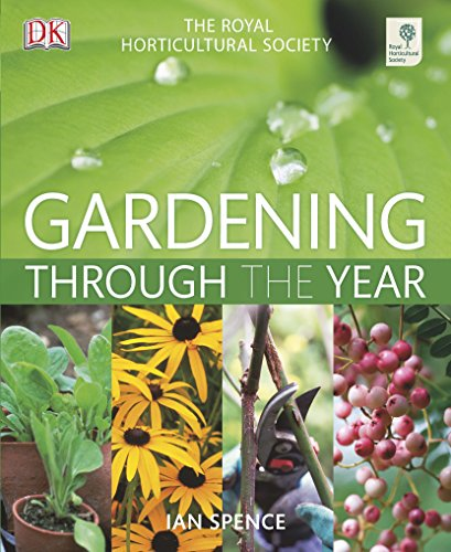 9781405347396: Rhs Gardening Through the Year