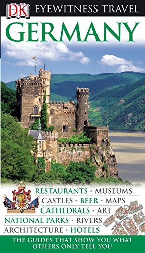 9781405347402: DK Eyewitness Travel Guide: Germany