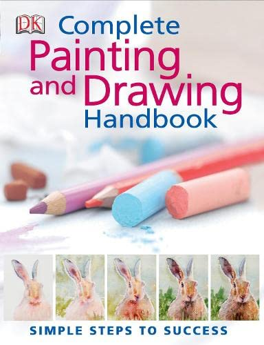 9781405347419: The Complete Painting and Drawing Handbook