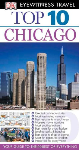 9781405348300: DK Eyewitness Top 10 Travel Guide: Chicago (DK Eyewitness Travel Guide)