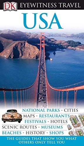 DK Eyewitness Travel Guide: USA: Collectif