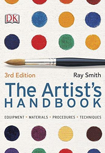 9781405348775: The Artist's Handbook 3rd Edition